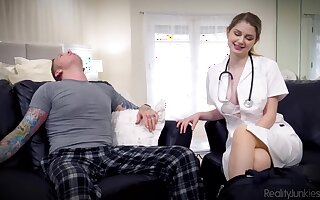 Bunny Colby - Nurse At Work Hot Sex Video