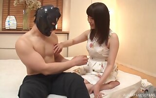 Perturbed Japanese fro big tits, spoilt cam porn