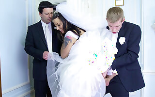 Bride cheat on future hubby оn dramatize expunge wedding day
